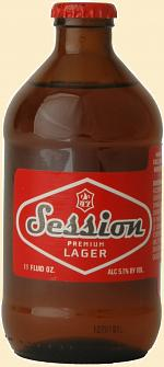 Session Premium Lager