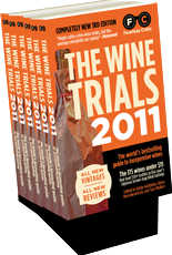 The Wine Trials book