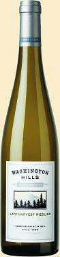 Washington Hills Late Harvest Riesling